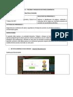 Actividad Interactiva y documento Peligros y Riesgos en Sectores Económicos.docx