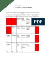 Cronograma del mes de enero y febrero.docx