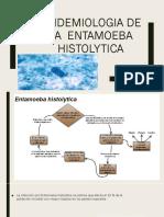 Epidemiologia de La Entamoeba Histolytica