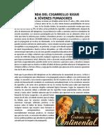 LA PROPAGANDA DEL CIGARRILLO SIGUE ATRAYENDO A JÓVENES FUMADORES.docx