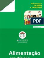 Revisão e exercícios sobre alimentação saudável - 8° ano do Fundamental II