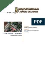 INTERSECCIONES A NIVEL Y DESNIVEL.docx