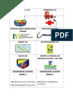 Directorio de Emergencias - Copia