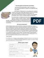 Consulta Popular de Guatemala Sobre Belice