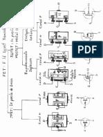 Estructura Xtalina JFET y MOSFET