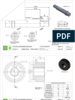 PDF Eje1, Piñon 1, Buje 1 Lina