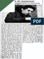 El Arte Del Despojamiento, De María Luisa Torrens, El País de Uruguay, 01-10-1971, p. 9