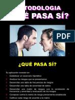 Qué Pasa Sí Presentacion