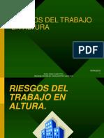 PROCEDIMIENTO DE TRABAJO EN ALTURA