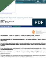 Torres Refrigeracion Problemas Egela