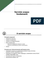 L15 - Servizio Acqua