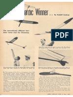 Albatross Aeroflyte Glider Oz5033