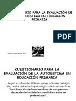 Cuestionario para la Evaluación de la Autoestima - AEP 2018 (1).ppsx