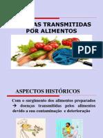 DOENÇAS TRANSMITIDAS POR ALIMENTOS.ppt