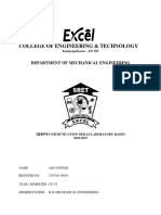 Communication lab record