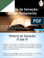 História Da Salvação - Antigo Testamento
