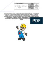 DP-COV3-002 PLAN DE GESTION AMBIENTAL Y SOCIAL V1.docx
