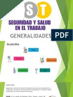 Presentación Geralidades SST