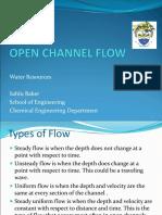 Open Channel Flow Db