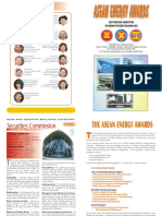 Asean Energy Awards 2001
