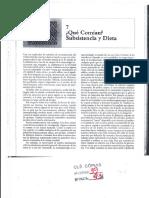 RENFREW, C. _ BAHN, P. Cap. 7 - Qué Comían. Subsistencia y Dieta.pdf