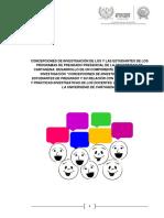 CONCEPCIONES DE INVESTIGACIÓN DE LOS ESTUDIANTES DE LA UNIVERSIDAD DE CARTAGENA.pdf