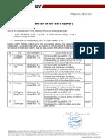 Sitescan d70 Ultrasonic Flaw Detector