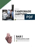 Ppt Tamponade Fix