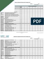 WW.07.03.C Neonatal Resuscitation Cart Stocking List