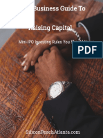 Black Business Guide To Raisin Capital,Mini-IPO Investing Rules You Should Know