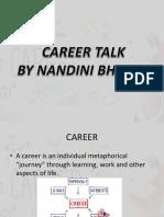 Presentation1 career
