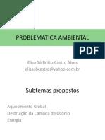 Problemática Ambiental - Elisa