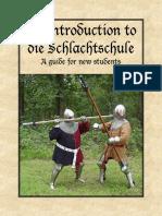 Die Schlachtschule Introduction