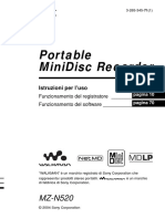 Portable MiniDisk Sony manual.pdf