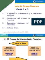Sistema Financiero en El Peru- Examen