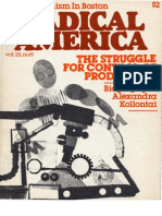 Radical America - Vol 13 No 6 - 1979 - November December