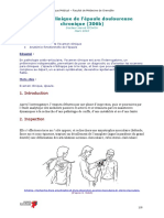 Examen clinic al umarului dureros
