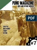 Steam Punk Magazine 7