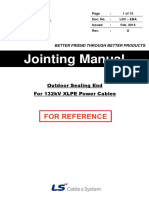 16. Outdoor Sealing End Manual
