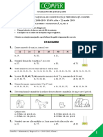 Subiect Comper Matematica EtapaII 2018 2019 ClasaI