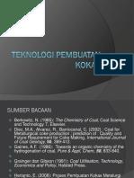 Teknologi Pembuatan Kokas (1)