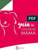 Guia Cancer de Mama 2016