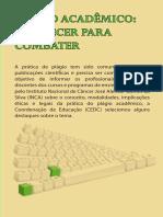 Plágio Acadêmico_ Conhecer Para Combater