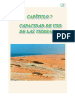 Capacidad de uso de las tierras