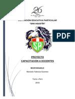 PROYECTO- CAPACITACIÓN A DOCENTES.docx