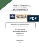 Sistema Experto para Consulta de Países y Lenguas