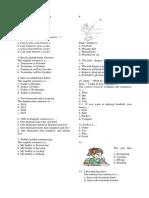 Latihan Soal Soal Kelas 4.docx