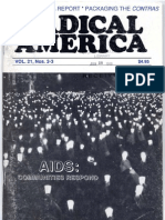 Radical America - Vol 21 No 2&3 - 1988 - March June
