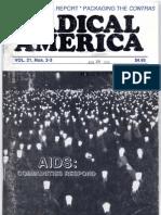 Radical America - Vol 21 No 2&3 - 1988 - March June