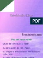 verbo haber.ppt